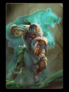 Primal warrior (2)