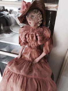 Antike Sofadoll, Boudoir Doll, Sofadoll, Frankreich, France | eBay