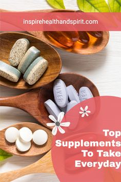 Not sure which supplements to take? These 7 supplements are a great starting point. #supplements#vitaminD#fishoil#calcium#healthandwellness#wellness#supplementsforwomen Health Remedies, Home Remedies, Top Supplements, Fish Oil, Alternative Health, Holistic Healing, Health And Wellness, Healthy Living, Vitamins