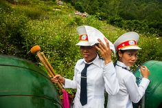 North Vietnam, Funeral, Facebook, Green, Photography, Image, Fashion, Moda, Photograph