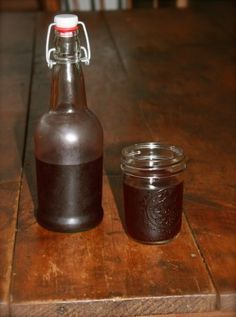 Read my original recipe for beet kvass for more info. on the health benefits