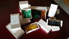 Jabones con aromas diversos para detalle