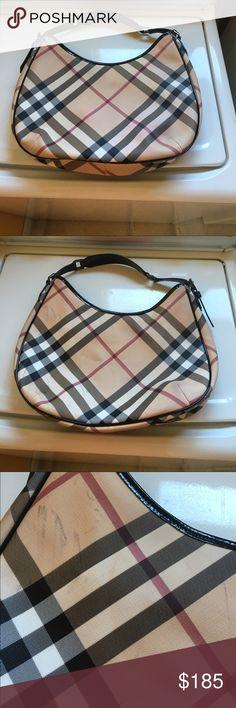 a141a87a9cb5 💟 💯 % Authentic Burberry Handbag