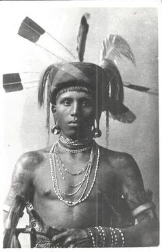 Dayak of Borneo