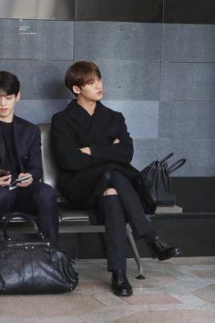 Mingyu casually looking fine as fuck Mingyu Wonwoo, Seungkwan, Woozi, First Class Seats, Stupid Face, Kim Min Gyu, Mingyu Seventeen, Seventeen Wallpapers, Pledis 17