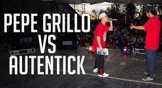 Pepe Grillo vs Autentick (Octavos) ? BDM Gold 2016 Chile - Pepe Grillo vs Autentick (Octavos) ? BDM Gold 2016 Chile - http://batallasderap.net/pepe-grillo-vs-autentick-octavos-bdm-gold-2016-chile/ #rap #hiphop #freestyle