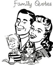 famous family quotes Famous Quotes About Family, Family Tree Quotes