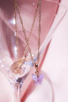 Ice Quartz and Pink Stone SIlver Necklace The Girly Girl