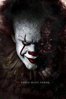 "Here's a poster of the new Pennywise. He will be played by Bill Skarsgard and will appear in the 2017 adaption of Stephen King's ""It"". Stephen King's It - Pennywise Poster Clown Pennywise, Pennywise Poster, Pennywise The Dancing Clown, Pennywise Tattoo, Le Clown, Creepy Clown, It The Clown, Clown Mask, Horror Movie Posters"