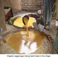 4 Pounds Organic Panela (Jaggery Gur Raw Brown Sugar) - http://goodvibeorganics.com/4-pounds-organic-panela-jaggery-gur-raw-brown-sugar/