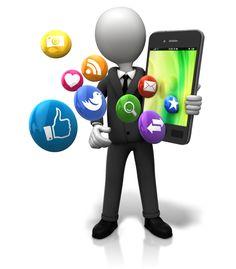 Social media zoals LinkedIn, Facebook, Twitter en Google plus bieden allemaal unieke mogelijkheden waarmee optimaal gescoord kan worden.