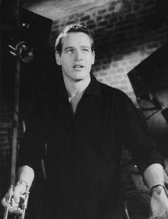 Paul Newman in Paris Blues  (Martin Ritt, 1961)