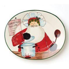 VIETRI Nick Oval Platter