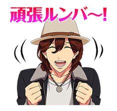 Uta no Prince-sama:Maji Love Revolutions - Stickers oficiales