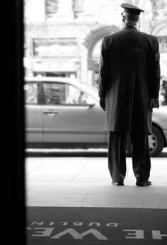 Know the name of your doorman, the doorman at work, and anything who you see on a daily basis.