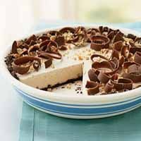 Frozen Peanut Butter Pie Recipe is DASH diet friendly. Since Hubby had heart problems recently, we have lowered the fat and sodium in our diet.