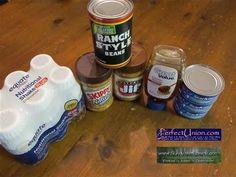 Awesome Survivalist tip - 5 easy survival food preps