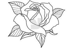 Image result for drawings of roses
