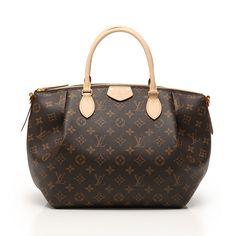 【商品名】ルイヴィトン(LOUIS VUITTON) M48814 モノグラム テュレンMM ショルダー バッグ 【価格】¥175,000【状態】S 未使用展示品等、新品に非常に近い綺麗な状態の商品です。