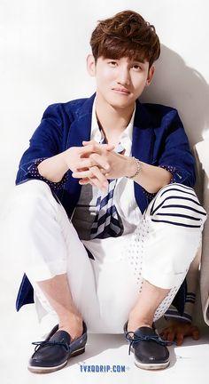 Changmin: CD&DL Magazine (August 2013)