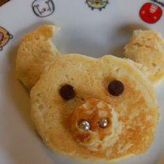 Animal Pancakes for Kids