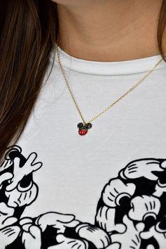Swarovski, Pendant Necklace, Fashion, Moda, Fashion Styles, Fashion Illustrations, Drop Necklace