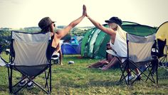 Camping etiquette at music festivals: 12 easy tips to follow...