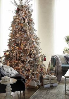 Frontgaate Natural Elements 60-pc. Ornament Collection