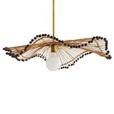 Arteriors Waverly Pendant | Meadow Blu | $1100