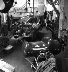 Lotus Car Factory : Bridget Bishop Photography