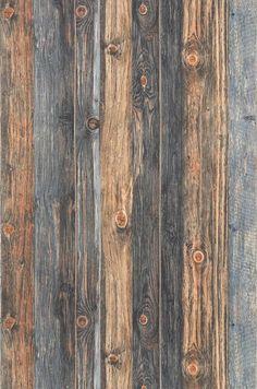 Carta da parati Used Wood Larghezza rotolo