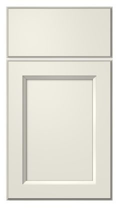 White Kitchen Cabinet Door hudson door style :: painted :: antique white #kitchen #cabinets