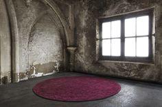 Christian Fischbacher carpet RENDEZVOUS