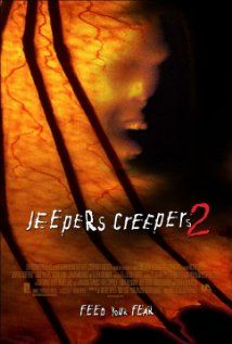 Jeepers Creepers II (2003) signed by Victor Silva, Ray Wise, Jonathan Breck