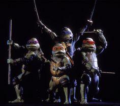 """❤️➰❤️Teenage Mutant Ninja Turtles"""" (1990)"""