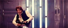 geek with curves: The Many Expressions of Han Solo