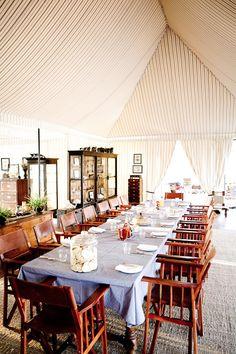 San Camp, Makgadikgadi Pans, Botswana
