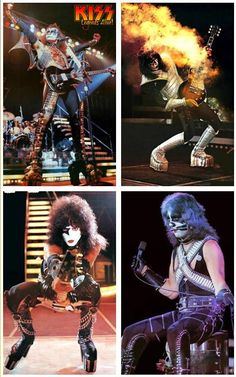 El Rock And Roll, Rock And Roll Bands, Rock Bands, Kiss Images, Kiss Pictures, Heavy Metal Music, Heavy Metal Bands, Kiss Merchandise, Kiss Group