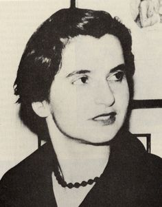 This Day in History: Jul 25, 1920: Rosalind Franklin, famous for X-ray diffraction images of DNA, is born