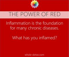 Many chronic health issues are caused by an inflammation from your immune system responding to invader foods, such as alcohol, caffeine, dairy, eggs, and gluten. Try cutting these foods out of your diet to reduce inflammation. Ensure that you get red fruits and vegetables, which are chock-full of immune-boosting Vitamin C.