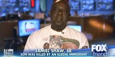 Man Whose Son Was Murdered By An Illegal Alien Speaks Out In Favor Of Trump