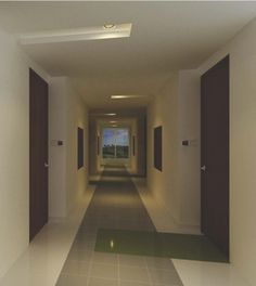 Hallway at Holiday Inn Express Bali Raya Kuta. For more details: www.holidayinnexpress.com/indonesia or www.holidayinnexpress.com/balirayakuta