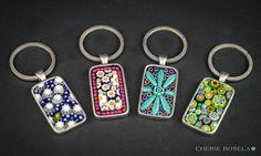 Wearable Art - Cherie Bosela - Fine Art Mosaics & Photography -