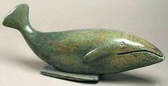 Whale - Manasie Maniapik.