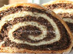 Strucla z makiem ~ Z PIEKARNIKA Our Daily Bread, Polish Recipes, Pie, Cookies, Baking, Yum Yum, Poppy, Food, Torte