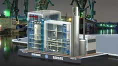 Companies Create Highly Efficient Gas Turbine with Carbon Capture