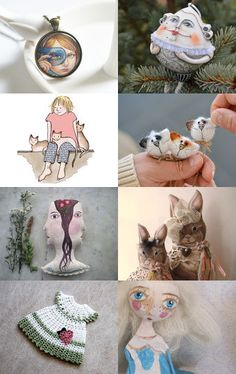 All I want for Christmas by Gioconda Pieracci on Etsy--Pinned with TreasuryPin.com