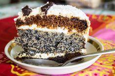 БЕШАМЕЛЬ: Маковый львовский пляцок или нежный пирог с маком