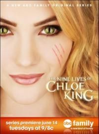 nine lives of chloe king. got hooked on this show over the summer. the season finale was a cliff hanger...and then they cancel the show -____-