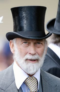 Prince Michael of Kent, a perfectly elegant gentleman Royal Family History, British Royal Families, King Queen Princess, Prince And Princess, Lord Frederick Windsor, Prince Michael Of Kent, Queen And Prince Phillip, Queen Victoria Family, Royal Family Pictures